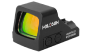 Holosun HS407K-X2 Compact 6MOA Dot Only Open Reflex Sight with Shake Awake - HS407K-X2