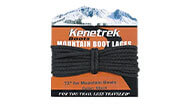 "Kenetrek Boot Laces 72"" Mtn Black KE-LACE-72MTN-BLK"