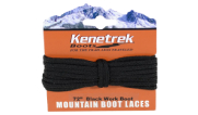 Kenetrek Black Work Boot Laces KE-LAC-72W-BLK