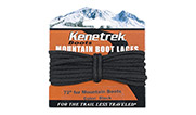 "Kenetrek Boot Laces 60"" Mtn Brown KE-LACE-BR"