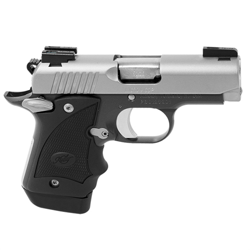 Kimber Micro 9 Stainless Dn Tfx Pro Sight Hogue: Kimber 9mm Micro 9 CDP (DN) Pistol 3300196