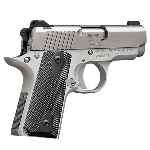 Kimber Micro .380 ACP 6rd Stainless Pistol 3700604 For