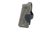 Kimber Crimson Trace Lasergrips, Slatewood with logo for 1911 Compacts LG-404 P11 MPN 4100079|4100079