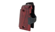Kimber Crimson Trace Lasergrips, rosewood, for Micro 9 MPN 4100201|4100201