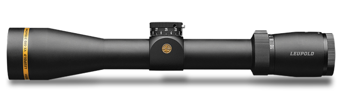 Leupold VX-5HD 2-10x42mm CDS-ZL2 Duplex Scope 171387