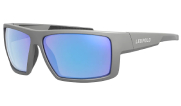 Leupold Switchback Matte Gray Blue Mirror Lens Performance Eyewear 179629