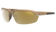Leupold Tracer Shadow Tan Bronze Mirror Performance Eyewear Includes (2) Yellow & Clear Lenses 179090