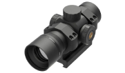 Leupold Freedom - RDS 1x34 34mm Red Dot 1.0 MOA Dot w/Mount Black 180092