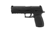 Sig Sauer Black Nitron Finish, .45ACP, SLITE Night Sights, (2)  10rd Magazines 320F-45-BSS 320F-45-BSS