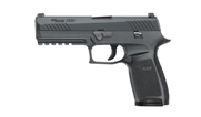 Sig Sauer P320 Black Nitron Finish, 9MM Full, Slite Sights, 17rd Magazine 320F-9-BSS 320F-9-BSS