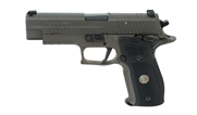 Sig Sauer E26R Legion 9mm Single Action Only E26R-9-LEGION-SAO E26R-9-LEGION-SAO
