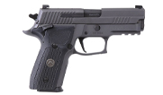 "Sig Sauer P229 9mm 3.9"" Legion Gray SAO X-Ray 3 Black G10 Grip (3) 15rd Mag Handgun E29R-9-Legion-SAO"