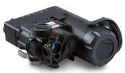 Steiner DBAL-D2 Dual Beam Aiming Green Laser with IR LED Illuminator 9001