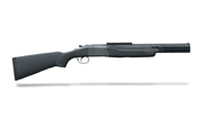 "Stoeger Double Defense 20"" O/U, Black finished walnut 12 ga 31089"