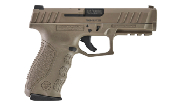 Stoeger STR-9 9mm FDE/Cerakote Pistol w/  15Rd Mags and 3 Backstraps 31729