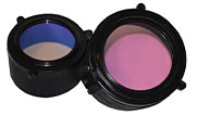 Meopta Target Enhancement Filter Size 8 - 48-50mm TEF-4