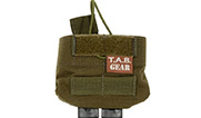 TAB Long Action Olive Grab Green Magazine Pouch TAB-Mag-Pouch-LA-OD