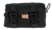 TAB Shooting Mat with Fastex buckles- Black