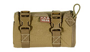 TAB Shooting Mat with Fastex buckles- Coyote Tan