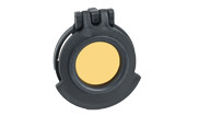 Tenebraex  Amber Cover for Aimpoint M68, Trijicon ACOG & TARS, and Premier 50/56mm scopes Occular Cover PRFC01-ACV|PRFC01-ACV