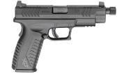 "Springfield Armory XD-M Elite 9mm 4.5"" Black Threaded OSP Pistol w/ 3 Sight Bases & 2 Mags XDMET9459BHCOSP"