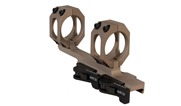 ADM AD-Recon 20 MOA 34mm Tac Lever FDE Cantilever Scope Mount
