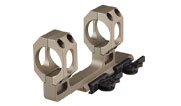 "ADM AD-RECON-H 30mm 1.93"" High FDE Cantilever Scope Mount 2"" Offset"