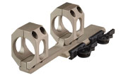 "ADM AD-RECON-X 34mm FDE Cantilever Scope Mount 3"" Offset"