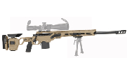 "Cadex Defense Guardian Lite, 6.5 Creedmoor, 24"" Hybrid Tan/Black Rifle CDX30-LITE-6.5-24-HTB-FT"