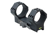 Contessa Simple Black Tactical QR 40mm 0 MOA Scope Mount SBT01