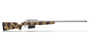 "Cooper Firearms M52 Open Country Long Range Desert Camo, 7mm Rem Mag 26"" 1:9"" Fluted SS Bbl w/brake (Fits AICS Mags, Incl. 10MOA Rail)"