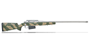 "Cooper Firearms M52 Open Country Long Range Green Camo, 7mm Rem Mag 26"" 1:9"" Fluted SS Bbl w/brake (Fits AICS Mags, Incl. 10MOA Rail)"