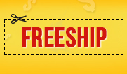 Use Coupon FREESHIP - Free Shipping on Eligible Products below $300