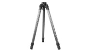 Crux Ordnance Carbon Fiber Tripod, 34 mm leg dia. 3 section with Leveling Bowl PMG-007