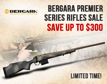 Bergara Premier Series Rifles Sale