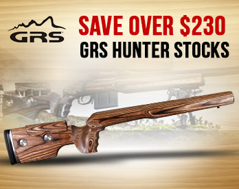 GRS Hunter Stocks Sale