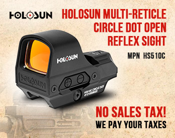 Holosun HS510C - No Sales Tax