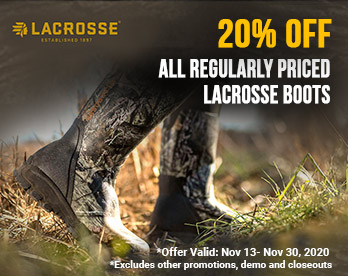 Lacrosse Black Friday Sale!