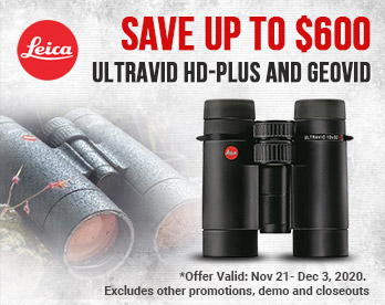 Up to $600 Off Ultravid HD-Plus and Geovid