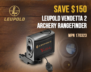 Save $150 on Leupold Vendetta 2 Archery