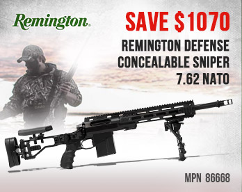 Remington Defense Rifles Sale