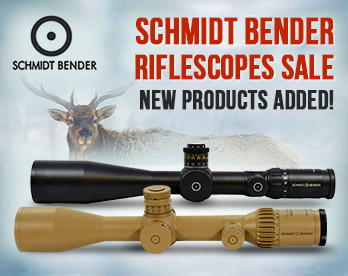 Deep Discounts On Schmidt Bender