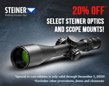 Steiner Black Friday Sale!