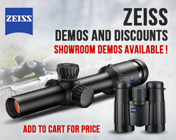 Zeiss Sport Optics Clearance