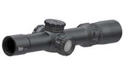 March Compact Tactical 1-10x25 MTR-2 Reticle Illuminated SFP Riflescope D10V24TI