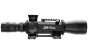 March Genesis Tactical 4-40x52G FML-3 Reticle 0.1 Mil Illuminated FFP Riflescope D40V52GFIML