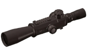 March Genesis Tactical 6x-60x56G FML-MT Reticle 0.05MIL Illuminated FFP Riflescope D60V56GFIML