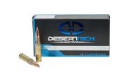 DTM .308 Win 175GR PTS Match Ammunition Case 400 RDS