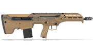 "Desert Tech MDRx Semi FDE 7.62 NATO/.308 Win 16"" 20RD FE Rifle DT-MDRX-SFF-AAB-FE"