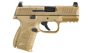 FN 509 Compact MRD 9mm NMS FDE/FDE Pistol w/ (2) 10Rd Mags 66-100575